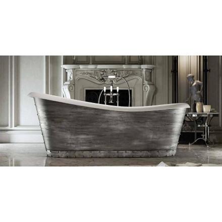 Vaskë me rrëshirë pa stil të projektimit modern të bërë në Itali, Furtei
