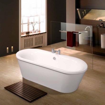 Vaskë e lirë akrilike e pavarur Qershor 1770x820 mm, dizajn modern