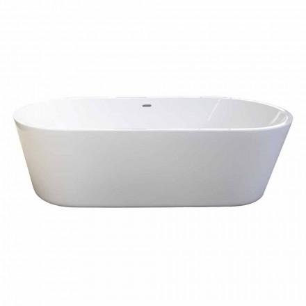 Nicole 2 dizajn i bardhë vaskë moderne e lirë 1785x840mm