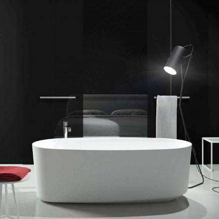 Vaskë me dizajn monobloc të pavarur të prodhuar në Itali, Dongo