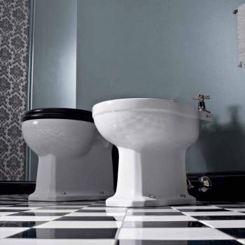 Dizajn klasik i vazo me dysheme përsëri në mur në Made në Itali Qeramike - Marwa
