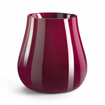 Vazo Dekorative me Dizajn në formë Drop në Polietileni Prodhuar në Itali - Monita