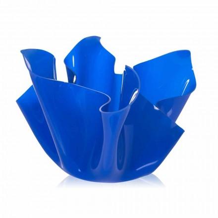 Tenxhere blu e hapur / shtëpie me një dizajn modern Pina, e bërë në Itali